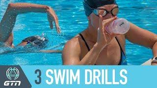 3 Swim Drills To Improve Your Front Crawl Technique | Swim Faster Freestyle In your Next Triathlon