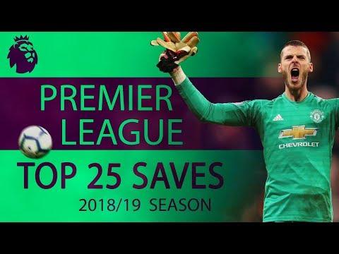 Top 25 saves of 2018-19 Premier League season | NBC Sports