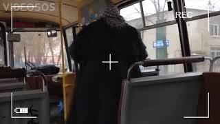 """Неадекватные бабки в автобусах!Прикол!""""Смотреть всем""""! Часть №2"""