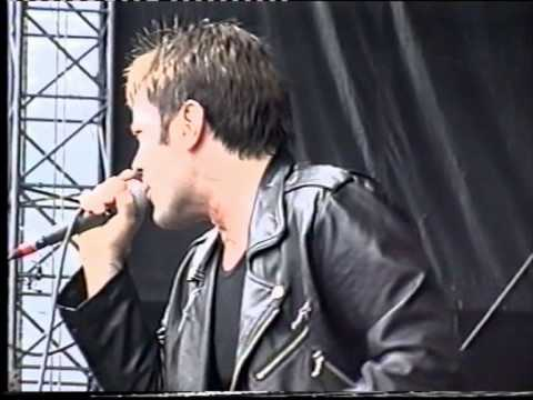 Bruce Dickinson - 2 minutes to Midnight - live Lahr 1997 - Underground Live TV recording