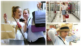 TARGET & WOODBURY OUTLET SHOPPING