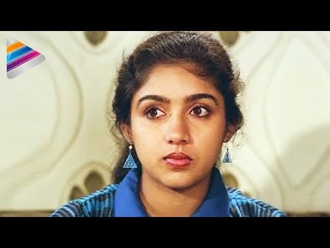 Dance Master Telugu Movie Scenes | Revathi Tries To End Her Life | Kamal Haasan | Balachander,
