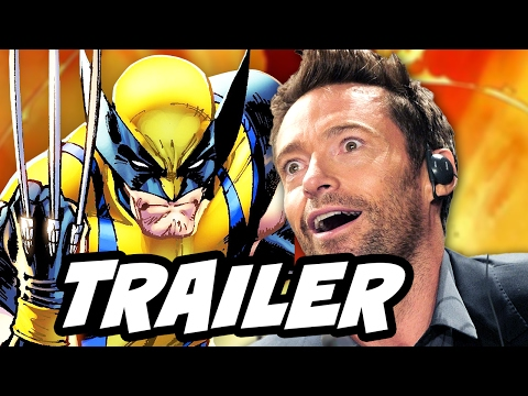 Logan X-23 Super Bowl Funny Moments Trailer Breakdown