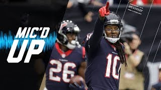 DeAndre Hopkins Mic'd Up vs. Cardinals