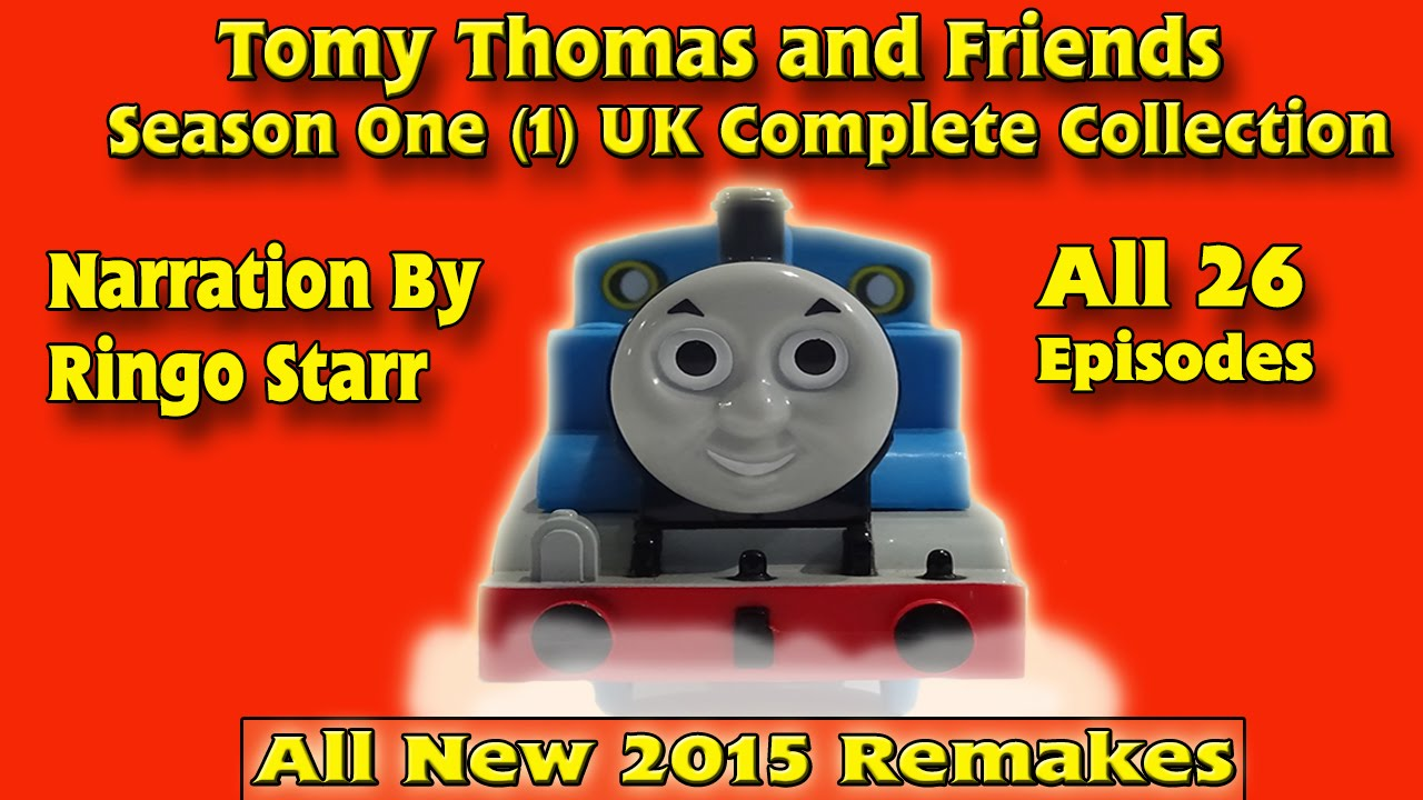 Download Tomy Thomas and Friends: The Complete Season 1 (UK)
