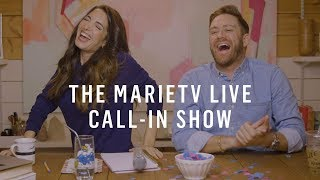 Staying Motivated, Overcoming Rejection, Increasing Productivity | MarieTV Live Call-In Show