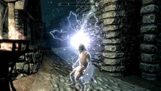 SKYRIM MOD - Divine Punishment for Mention of Arrows in the Knee (Unofficial Trailer)