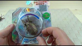 Боевые Жуки - насекомые на батарейках