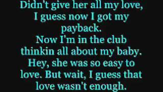 Nelly - Just a drean lyrics