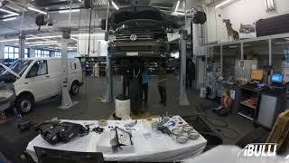 Motorausbau VW T6