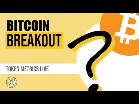 Bitcoin: A Bullish Revival? Square News and Bitcoin Breakout? | Token Metrics Live Stream