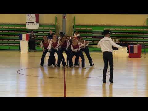 Team Monaco - Championnat de France Country et Line Dance FFD 2019