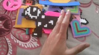 Mis creaciones con Hama Beads