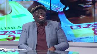 Shampoonizer entertains Thomas Mlambo, BBK and the viewers