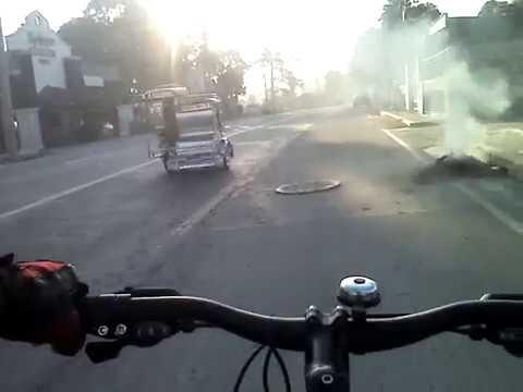 I'm on My Way to Trece | Trece Martires Cavite MTB Ride Part 1