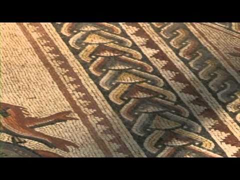 The Lod Mosaic: The Discovery Of An Ancient Roman Mosaic