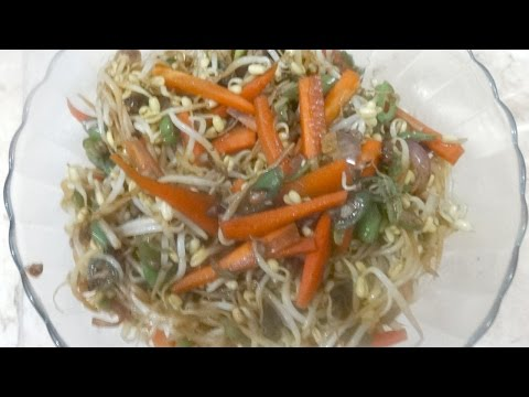 Ginisang Toge / Sauteed Beansprouts thumbnail