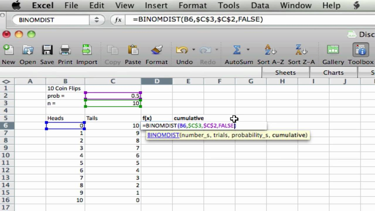ms excel for mac trial