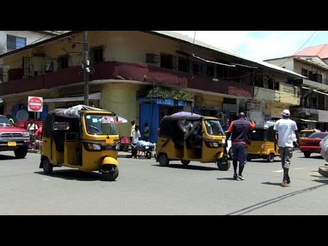 Asia's tuk-tuks providing a wheel boost to Africa