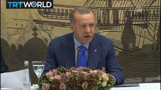 Turkey's Border Security: President Erdogan speaks on the Operation Peace Spring