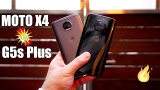 Moto X4 vs Moto G5s Plus Which One is Best