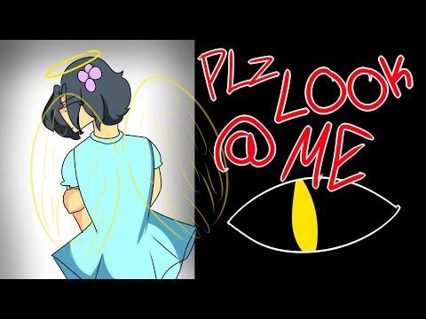 PLZ LOOK AT ME!!! | MEME | Kindergarten