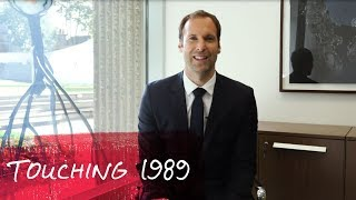 Touching 1989 with Petr Čech
