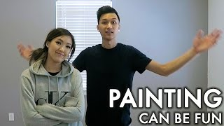 Painting Can Be Fun | WahlieTV