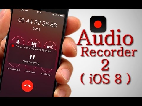 record calls on iphone audiorecorder 2 ios8 record regular phone calls 5756