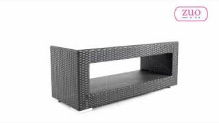 Algarve Outdoor Patio Set By Zuo Modern
