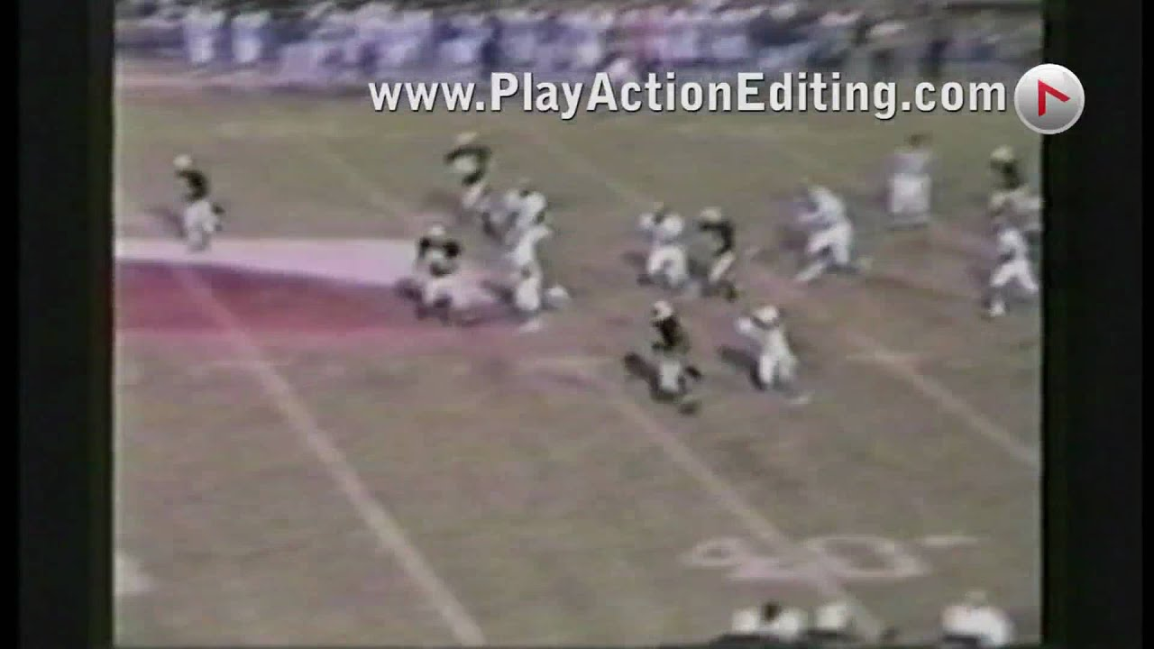2000 Midland Lee Rebels Vs Abilene Cooper Cougars Youtube