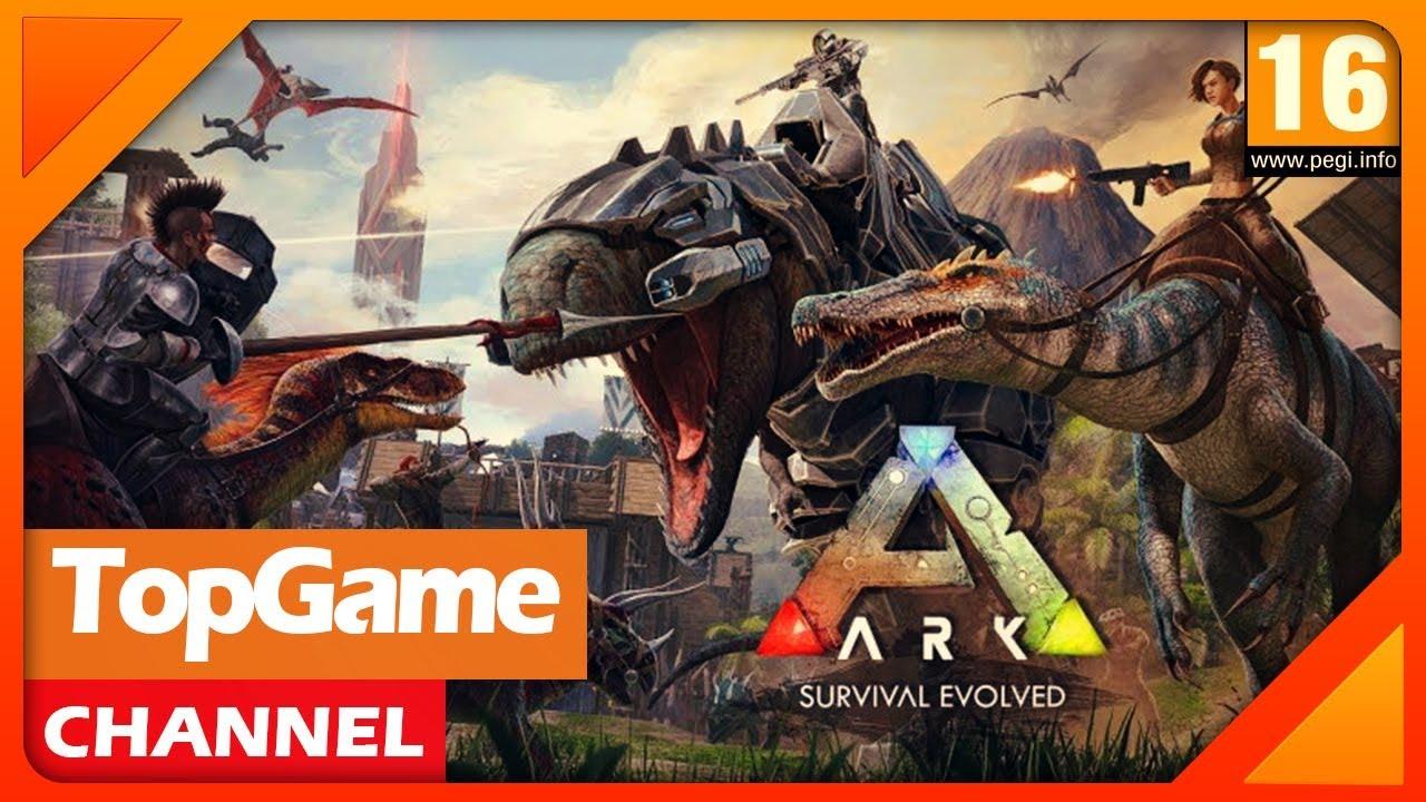 [Topgame] Top game mobile sinh tồn kiểu xây dựng – chế đồ hay nhất 2018 | Survival Games
