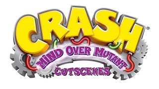 Crash: Mind Over Mutant | All Cutscenes HD