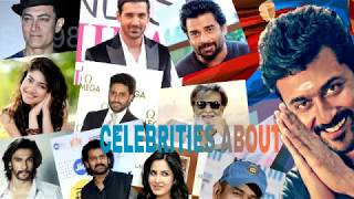 Celebrities about surya