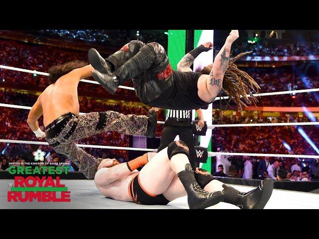 Matt Hardy & Bray Wyatt deliver a