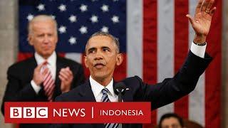 Obama singgung Trump: 'Menghina Muslim itu salah' - BBC News Indonesia