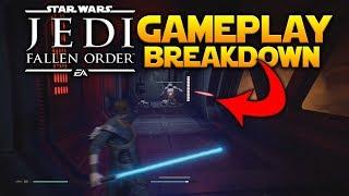 JEDI FALLEN ORDER GAMEPLAY: Breakdown & Impressions