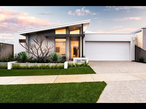 Vespa - Modern New Home Designs - Dale Alcock Homes