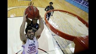 Luke Maye: 2019 NCAA tournament highlights