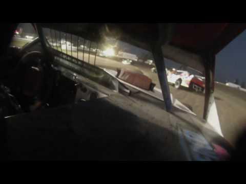Ocean Speedway SportMod Heat Race #1 9-30-16 Pettit Race