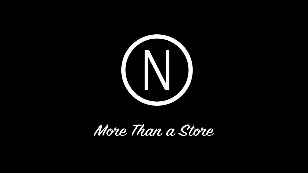 91feb03c2194 NOIRFONCE Sneakers   More than a store - YouTube