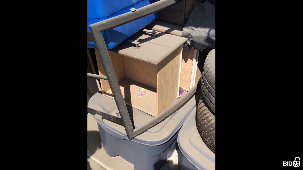 Budget Self Storage Regina - Unit E08 & Budget Self Storage Regina - Unit E08 - YouTube