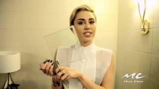 MC 100: Miley Cyrus
