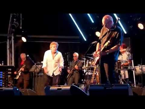 The Who (with Kenney Jones) - 5:15 - Rock N Horsepower Concert - June 2014