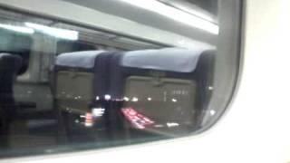 Last Run of Shinkansen Series 0 - 1st Tipe of Bullet Train of Japan - Nov 2008 / 新幹線0系のラストランに搭乗