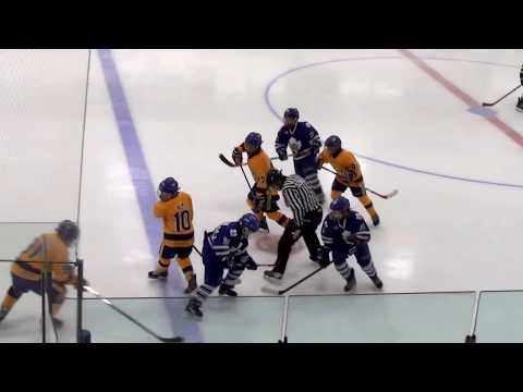 '02 Peewee AAA  __Toronto Marlboros vs Los Angeles Jr Kings 5-0  : Shanahan Tournament 2014
