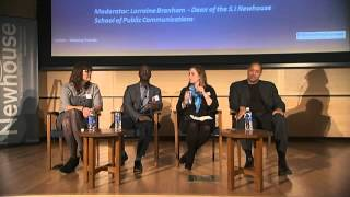 Making the Calls: The State of Diversity in Sports Media in 2014 (Panel 4 of 4)