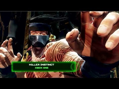 Killer Instinct - Xbox One Pre Launch Highlights