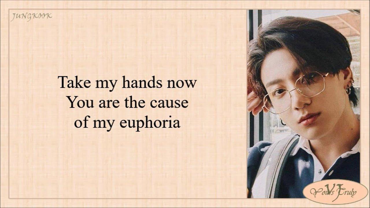Download Jungkook (BTS 방탄소년단) – Euphoria (Official Audio) Easy Lyrics