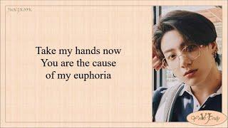 Jungkook (BTS 방탄소년단) – Euphoria (Official Audio) Easy Lyrics